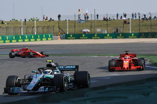 F1, GP Cina 2018: Ferrari pecca sulla strategia (4)