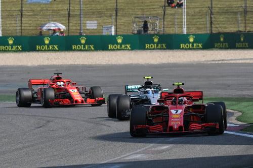 F1, GP Cina 2018: Ferrari pecca sulla strategia (7)