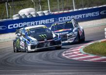 WRX 2018. Spagna. Kristoffersson (VW) Re di Spagna nel primo Rallycross Mondiale della stagione