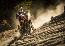 Dakar 2016. Live ottava tappa: vince Price (KTM)