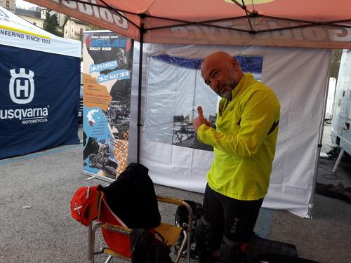 Campionato Italiano Motorally a Cascia (2)