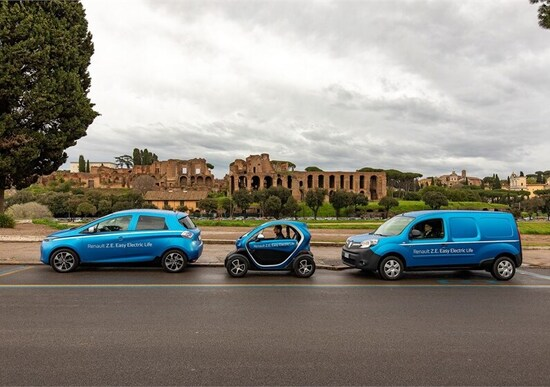 Roma E-Prix: Renault si conferma pioniere nella mobilità a zero immissioni