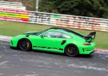 La nuova GT3 RS sotto i 7 minuti al Nurburgring