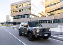 Jeep Renegade Hyper, nuova serie speciale