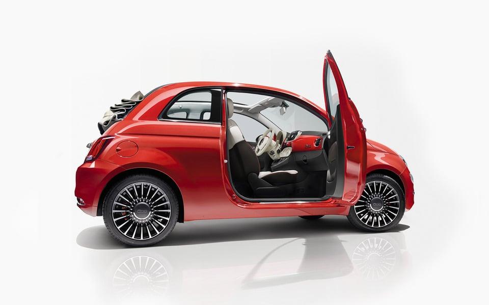 Fiat 500 Cabrio 1.2 Mirror (3)