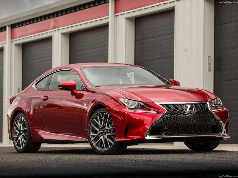 listino lexus rc (2015->>) usate - automoto.it
