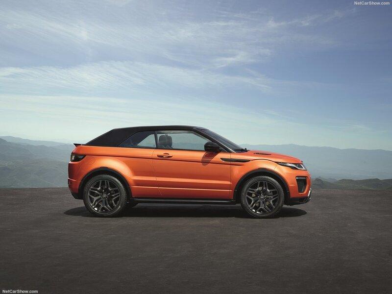 Land Rover Range Rover Evoque Cabrio (5)