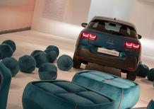 Milano Design Week 2018, Fuorisalone: Bertone design sceglie Citroen C4 Cactus