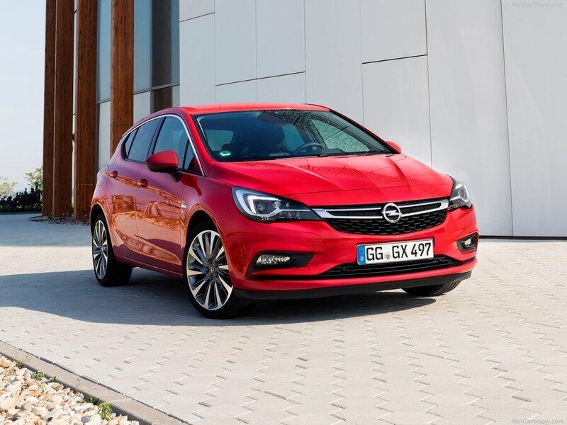 Opel Astra (2)