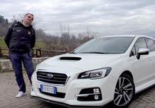 Subaru Levorg: il nostro AMboxing
