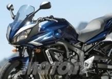 Guida a Yamaha FZ6/Fazer