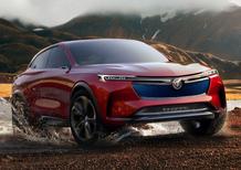 Buick Enspire, un SUV elettrico per la Cina