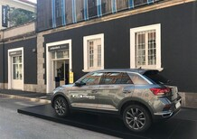 Milano Design Week '18, Fuorisalone: Volkswagen T-Roc al Salone del Mobile