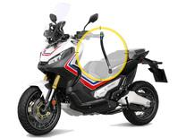 CLM: antifurto per Honda X-ADV