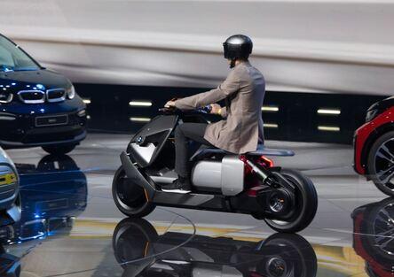 """L'innovativo veicolo per """"l'ultimo miglio"""". Procede la sfida di IED Milano e BMW Motorrad"""