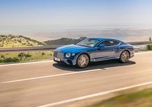 Nuova Bentley Continental GT: debutto tricolore al Fuorisalone di Milano