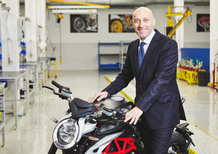 MV Agusta: Raffaele Giusta nuovo Sales & Marketing Director