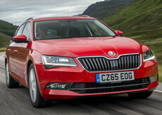 Skoda Superb Station Wagon