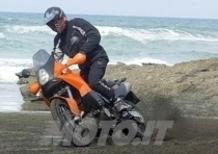 Guida alla KTM LC8 Adventure