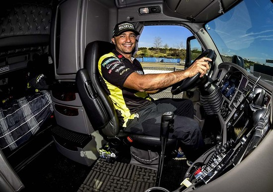 Intervista a Lima, il driver del Supercross USA