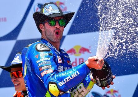 MotoGP 2018. Iannone: Mi hanno sputato addosso, ma ho ragione io