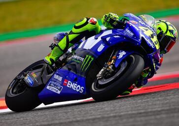 MotoGP 2018. Rossi: Ero convinto di giocarmi il podio