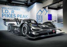 Volkswagen I.D. R Pikes Peak 2018, «più veloce di una F.1»