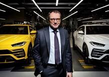 Lamborghini, Stefano Domenicali: con Urus nuovi clienti e giovani entreranno nel nostro mondo