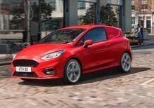 Ford svela la nuova Fiesta in versione Van