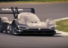 VW I.D. R ecco il primo shakedown in pista [Video]