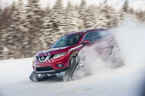Nissan Rogue Warrior concept: l'inarrestabile? (2)