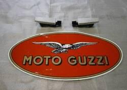 KIT PEDANE OFF ROAD Moto Guzzi COPPIA PEDANE V7 PILOTA IN ALLUMINIO