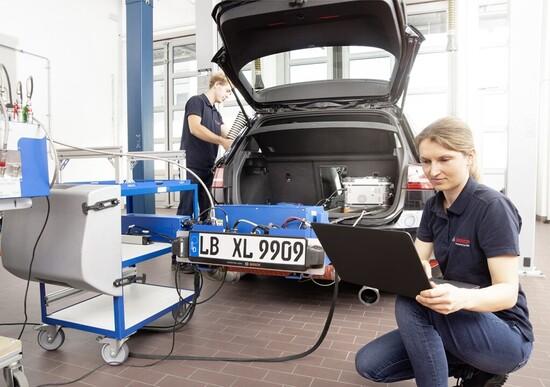 Diesel motore pulito anche per le città, senza problemi di emissioni. Parola di Bosch