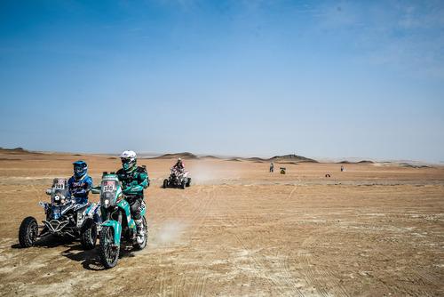 Dakar 2018. Decimo Cielo: Il Viaggio - Quinta puntata (5)