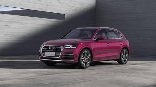 Audi Q5 L, debutto al Salone di Pechino 2018 (5)
