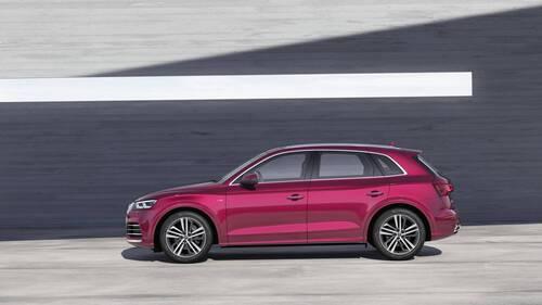 Audi Q5 L, debutto al Salone di Pechino 2018 (2)