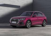 Audi Q5 L, debutto al Salone di Pechino 2018
