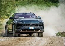 Lamborghini Urus, l'hyper SUV da 650 CV [Video]