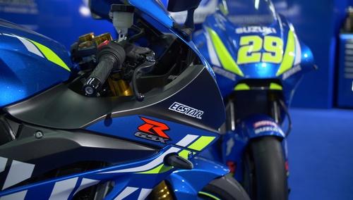 Suzuki GSX-R 1000 e 1000R con nuova colorazione MotoGP (7)