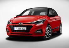 Hyundai i20 restyling, ecco le novità