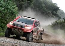 Dakar 2016, Jean-Marc Fortin (Toyota): Percorso e raid deludenti!
