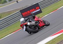 Pirelli Diablo Rosso Corsa II. Test su strada e in pista