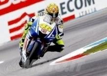 Ad Assen Rossi agguanta la pole