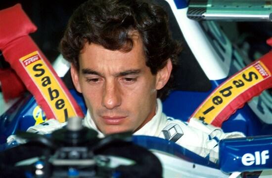Ayrton Senna nel 1994