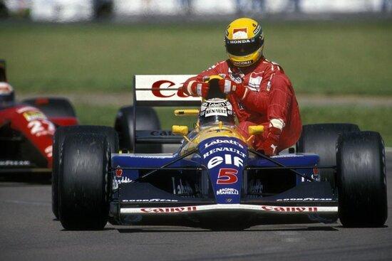 L'avvento delle sospensioni elettroniche cambiò gli equilibri in F1, tanto da portare Senna in Williams nel 1994, anno in cui però il regolamento vietò questo tipo di soluzione, facendo perdere alla Williams la competitività dimostrata sino all'anno prima