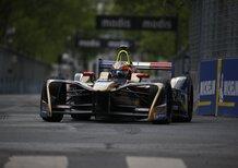 Formula E, ePrix di Parigi: pole per Vergne