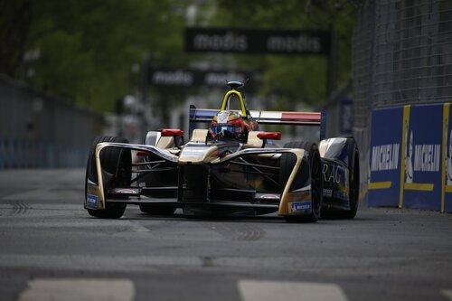 Formula E, ePrix di Parigi: vince Vergne