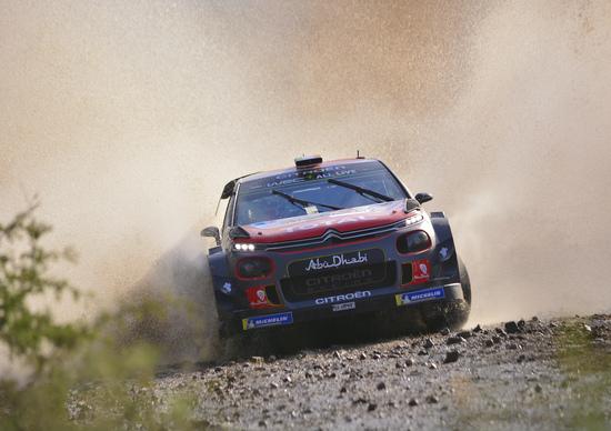 WRC 2018 Argentina. Attenzione, percorso accidentato.