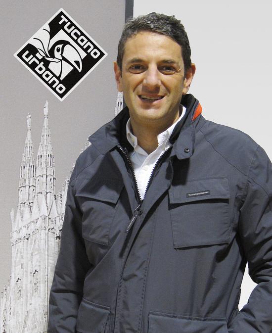 Diego Sgorbati alla guida di Tucano Urbano
