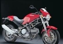 Nuova frizione esclusiva e nuovo cambio a 6 marce per il Monster 620 model year 2004